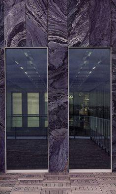 Carlos Ferrater - Office building, Paris 2009. Photos (C) Dani Rovira.
