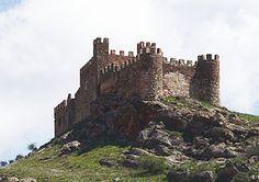 Castillo de Riba de Santiuste.