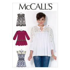 Mccall Pattern M7095 L-Xl-Xxl -Mccall Pattern