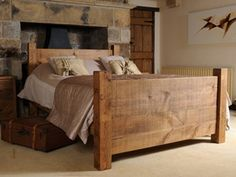 H&F Plank Bed thumbnail