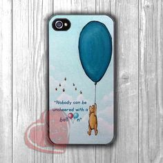 Winnie The Pooh Balloon Quote - Z21, Winnie the Pooh, Quote, Piglet, Disney, Balloon