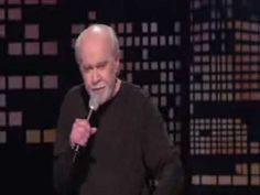 George Carlin on Fat People ~ You can't have a HUMOR BOARD without a little Carlin.... Profanity Included.