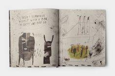 Illustrated book by Arina Makhova