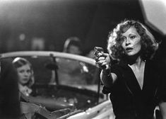 Faye Dunaway in Chinatown - this is what my hair would look like in this cut - considering it somewhat.