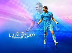 Edin Dzeko Wallpaper HD 2013 #9