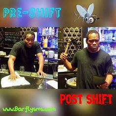 Gene Freeman doesn't care for your 10% tip! Put the muddler down Gene! #barflysms #preshift #postshift #bartender #serverlife #server #PhotoGrid #bts #goodtips #badtips #badservice #customerservice #drunkbartender #tipitforward #tbt #throwbackthursday #pi
