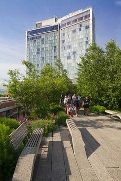 High Line : l'hôtel