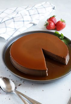 Mexican Food Recipes, Sweet Recipes, Cake Recipes, Dessert Recipes, Best Flan Recipe, Chocolate Desserts, Chocolate Flan Cake, Comida Latina, Flan Dessert