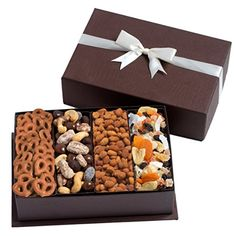 Gourmet Fruit and Nut Gift Tray * Be sure to check out this awesome product.