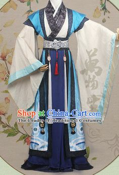 Chinese Emperor Hanfu Robe Prince Clothing Handmade Bjd Dress Opera Costume Drama Costumes Complete Set rental set traditional buy purchase on sale shop supplies supply sets equipemnt equipments Traditional Fashion, Traditional Outfits, Costume Dress, Cosplay Costumes, Chinese Clothing, Chinese Dresses, Anime Outfits, Cool Outfits, Prince Clothing