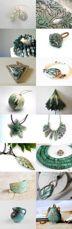 Green.. by Nalan on Etsy--Pinned with TreasuryPin.com