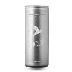Holy is a lightly carbonated drink, packed with minerals, extracts and vitamins. No added sugar, no fat, and just 3 calories. Plus water