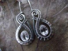 Water World - earrings on request