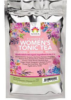 Shifa Women's Turmeric Tonic Tea with Herbs, Phytonutrien... https://smile.amazon.com/dp/B06WVF8QH7/ref=cm_sw_r_pi_dp_x_GFlaAb40KYZZD