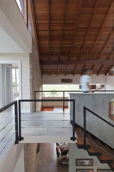 Brick-Defined Contemporary Residence in Brazil: Casa CKN - https://freshome.com/2012/04/23/brick-defined-contemporary-residence-in-brazil-casa-ckn/
