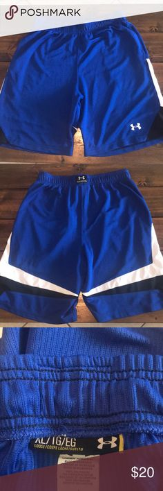 Under Armour Men's Shorts XL Under Armour Basketball size XLarge. Great condition. Under Armour Shorts