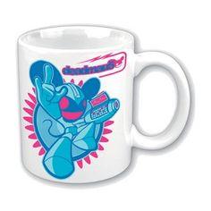 deadmau5 Deadpred Boxed Mug - 11 oz deadmau5 Deadpred Boxed Mug with Mega Man and deadmau5 Logo.