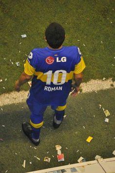 LEYENDAS DEL FÚTBOL. Juan Román Riquelme, #Boca.