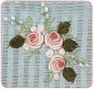 Resultado de imagem para вышивка рококо