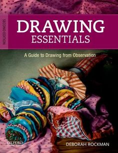 Course Text: Drawing Essentials: A Guide to Drawing from Observation by Deborah Rockman,http://www.amazon.com/dp/0199758948/ref=cm_sw_r_pi_dp_bAJmsb0QEQ354YG1