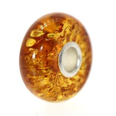 Just listed NEW!  - Amber Unique Bead 273, $48.00 (http://www.trollbeadsgallery.com/amber-unique-bead-273/)