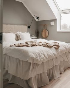 Room Ideas Bedroom, Home Decor Bedroom, Minimalist Room, Aesthetic Room Decor, Cozy Room, Decoration Design, Dream Rooms, My New Room, House Rooms