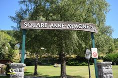 Square Anne-Aymone