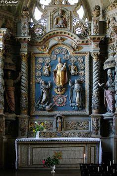 Église Saint-Ronan - от Locronan.