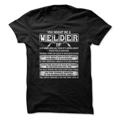 #military... Cool T-shirts   Welder . (ManInBlue)  Design Description: Not sold in stores  If you do not utterly love this Shirt, you can SEARCH your favourite one by using search bar on the header.... Check more at http://maninbluesweatshirt.com/whats-hot/best-t-shirts-welder-maninblue.html