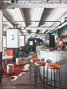 A Baker ACT By DesignerOffice Australia The Best Cafe Bar