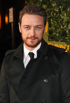 James McAvoy at The London Evening Standard Theatre Awards at The Old Vic Theatre on November 13, 2016 in London, England 274975