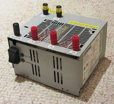 Picture of A Maker's Guide to ATX Power Supplies
