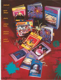 Goosebumps Vintage Products