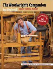 More woodworking with Roy Underhill