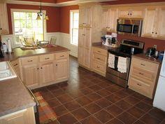 findley & myers soho maple kitchen cabinets | kitchen design