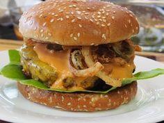 Cajun Burger Recipe!