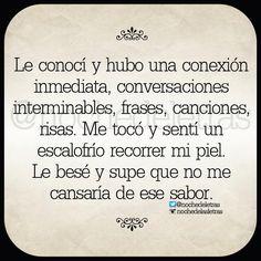 Palabras de Amor y de Aliento ❤ Lo besé...