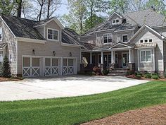 Shingle Style with Welcoming Porch - 17530LV   1st Floor Master Suite, Bonus Room, Butler Walk-in Pantry, CAD Available, Craftsman, Den-Office-Library-Study, Jack & Jill Bath, Luxury, Media-Game-Home Theater, PDF, Photo Gallery, Premium Collection, Shingle   Architectural Designs