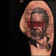 Victor Montaghini #tattoofriday - 20 tatuadores brasileiros para seguir no Instagram