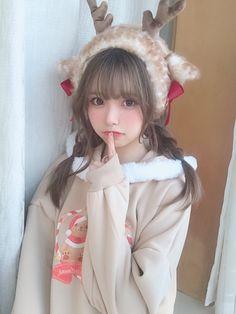 Liyuu on (com imagens) Asian Cute, Cute Asian Girls, Beautiful Asian Girls, Cute Girls, Anime Cosplay Girls, Kawaii Cosplay, Cute Cosplay, Mode Ulzzang, Ulzzang Korean Girl