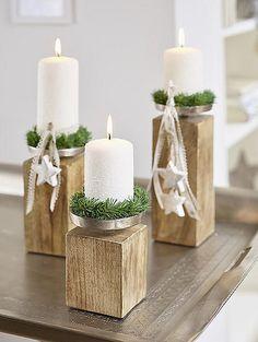 Bildergebnis für adventkränze aus altholz deko