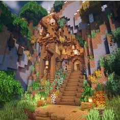 Minecraft Crafts, Minecraft Designs, Minecraft World, Minecraft Kitchen Ideas, Images Minecraft, Minecraft House Plans, Minecraft Mansion, Minecraft Houses Survival, Easy Minecraft Houses
