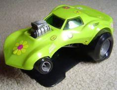 1970s Monogram Snap-Tite Tom Daniel Screamin' Corvette