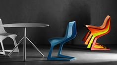 Myto Chair by Konstantin Grcic I Manufacuter Plank