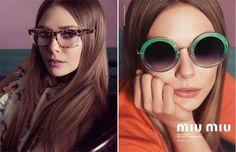 Miu Miu Eyewear Campaign + Video