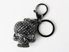 Another surprise for my babe Skull Pendant, Skull Head, Black Skulls, Brooch Pin, Crystals, My Favorite Things, Detail, Wedding Things, Brooches