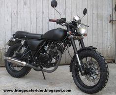 Cafe Racer GP, Brat, Tracker , Rat Malaysia Scrambler Motorcycle, Cafe Racer Motorcycle, Bobber, Motorcycle Helmets, Mash Cafe Racer, Cafe Racer Bikes, Cafe Racers, Chinese Motorcycles, Small Motorcycles