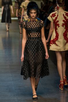 Dolce & Gabbana Printemps-été 2013 70