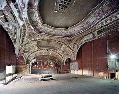 Abandoned Detroit.  abandoned detroit
