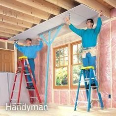 http://www.familyhandyman.com/drywall/installation/how-to-hang-drywall-like-a-pro/view-all?trkid=FBPAGE_The Family Handyman_20151107_Renovation